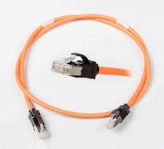 پچ کورد نگزنس Cat6 STP   سه متری - Nexans patch cord cat6 STP 3m